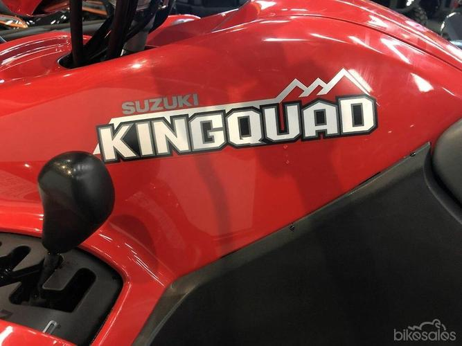 Suzuki KingQuad Motorcycles for Sale in Australia