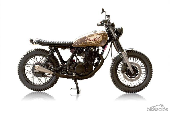 Yamaha Sr400 For Sale >> Yamaha Sr400 Learner Approved Motorcycles With Chain Drive
