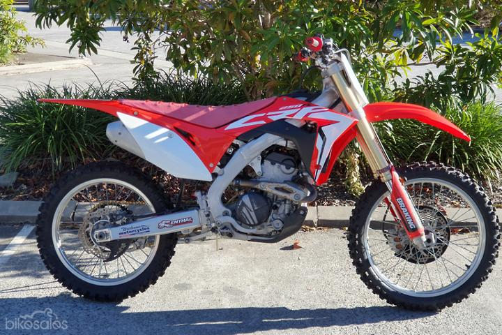 Honda CRF250R Motorcycles for Sale in Australia - bikesales