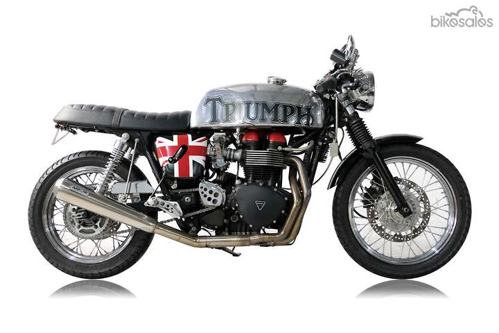 Triumph Bonneville T100 (865cc) Motorcycles for Sale in