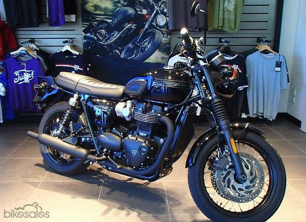 Used Triumph Bonneville T120 Black Motorcycles For Sale In Australia