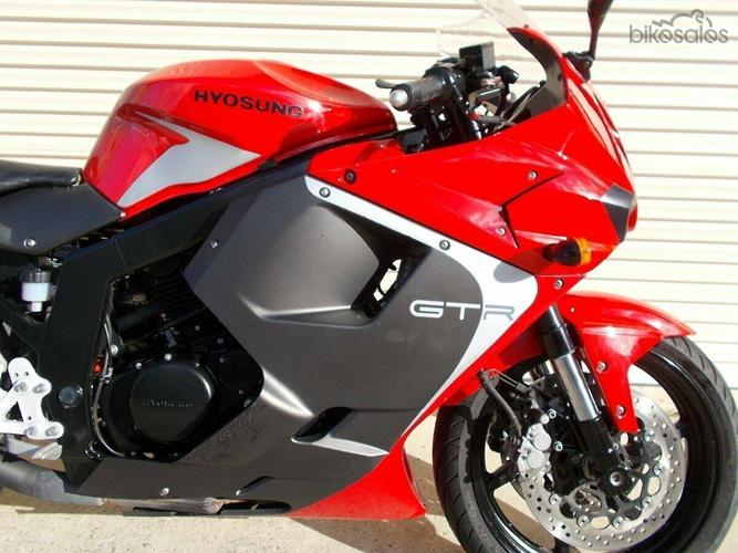 Used Hyosung GT250R EFI Motorcycles for Sale in Australia