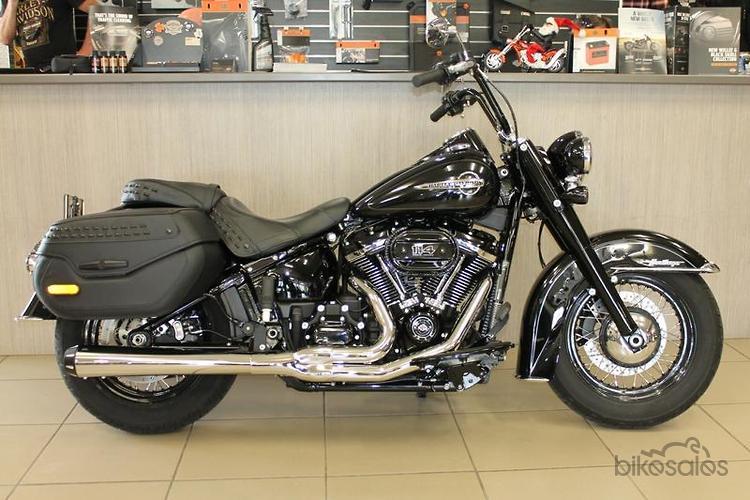 HEAVY-DUTY BIKE MOTORCYCLE COVER Harley-Davidson FLST//FLSTI Heritage Softail