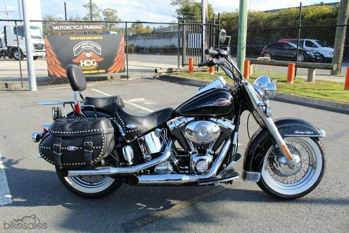 Harley-Davidson Heritage Softail Classic 1450 EFI (FLSTCI