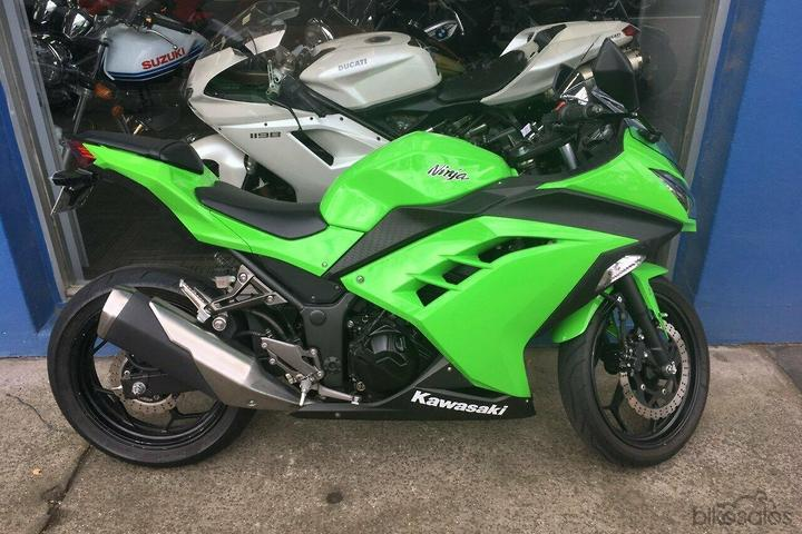 Kawasaki Ninja 300 (EX300A) Motorcycles for Sale in