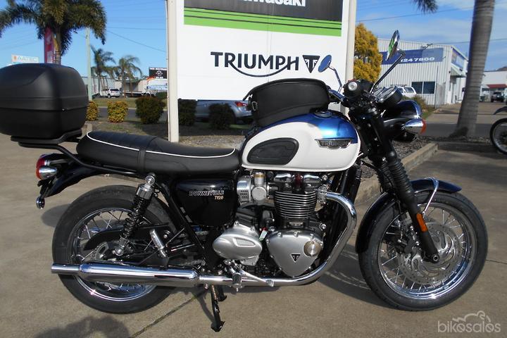 Triumph Bonneville T120 Motorcycles for Sale in Australia