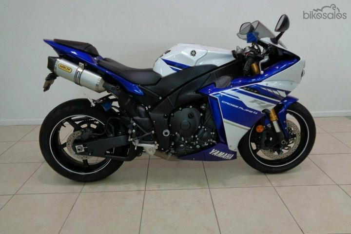 Used 2014 Yamaha YZF-R1 Motorcycles for Sale in Australia
