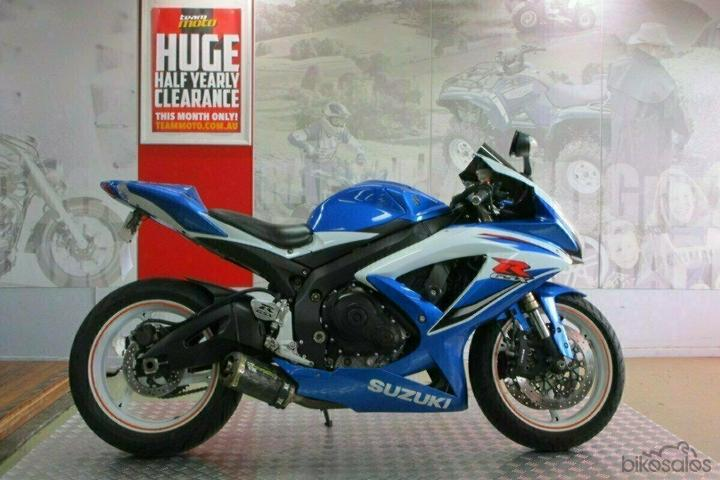 Suzuki GSX-R600 Motorcycles for Sale in Australia - bikesales com au