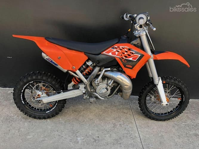 used ktm 65 sx motorcycles for sale in australia bikesales au 2014 KTM 65 SX 2015 ktm 65 sx