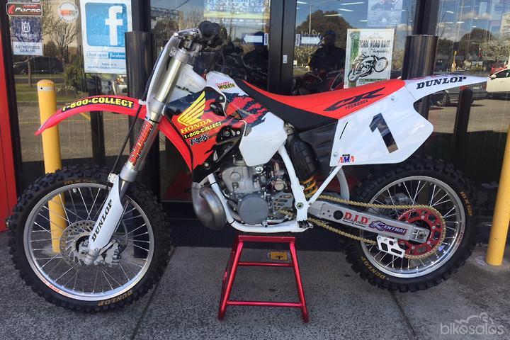 Honda Motocross 2 Stroke Dirt Bikes for Sale in Australia
