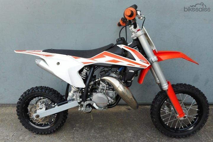 New KTM 50 SX Mini Motorcycles for Sale in Australia