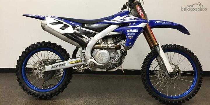 Fabulous New Yamaha Yz450F Motorcycles For Sale In Australia Ocoug Best Dining Table And Chair Ideas Images Ocougorg