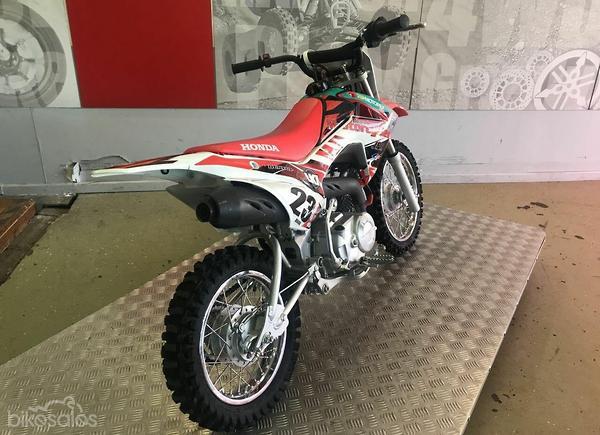 honda dirt bikes under 3 000 for sale in queensland. Black Bedroom Furniture Sets. Home Design Ideas