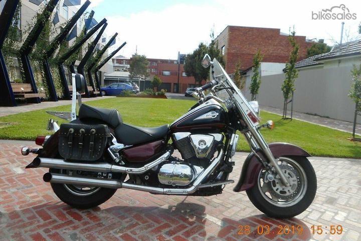 Suzuki Intruder 1500LC VL1500 Motorcycles For Sale In