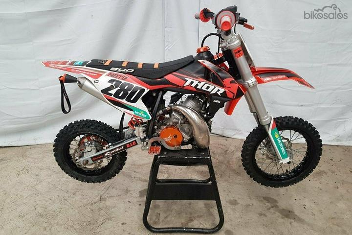 Used KTM 50 SX Motorcycles for Sale in Australia - bikesales