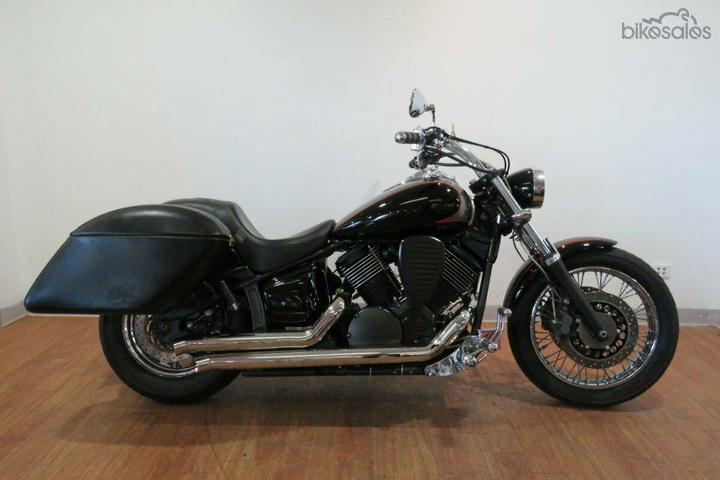 Used Yamaha V-Star XVS1100 Custom Motorcycles for Sale in