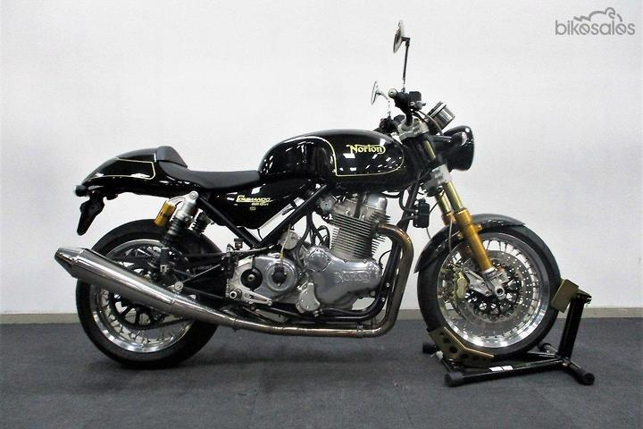 Used Norton Motorcycles for Sale in Australia - bikesales com au