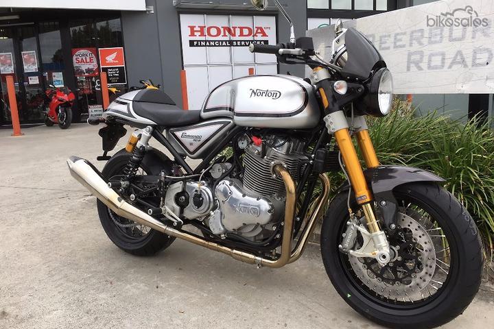 Norton Motorcycles for Sale in Queensland - bikesales com au