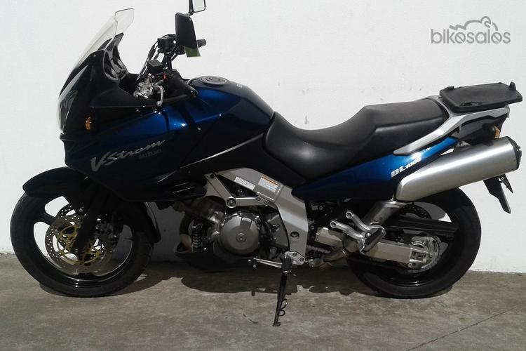 Blue Suzuki V Strom Motorcycles For Sale In Australia Bikesales Com Au