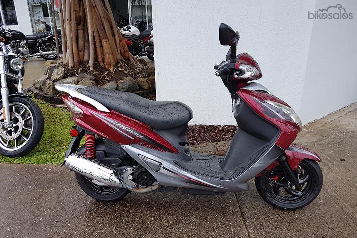 SYM Motorcycles for Sale in Queensland - bikesales com au