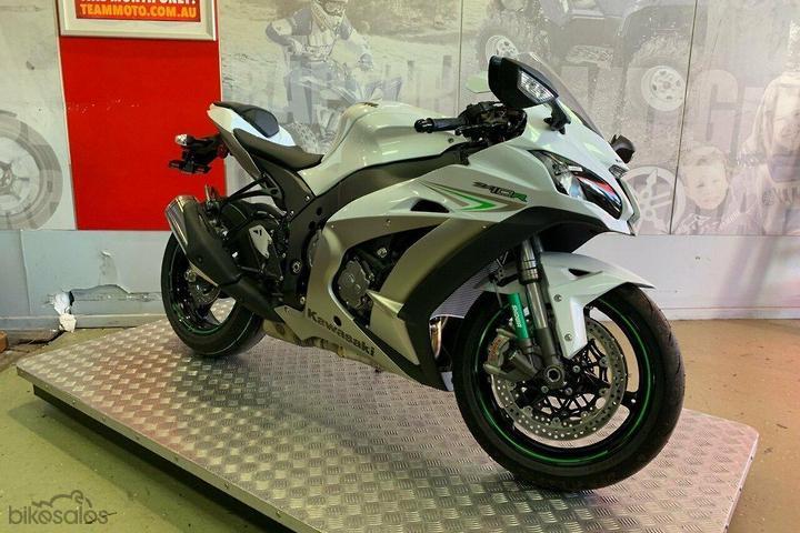 New Kawasaki Ninja ZX-10R ABS Motorcycles for Sale in