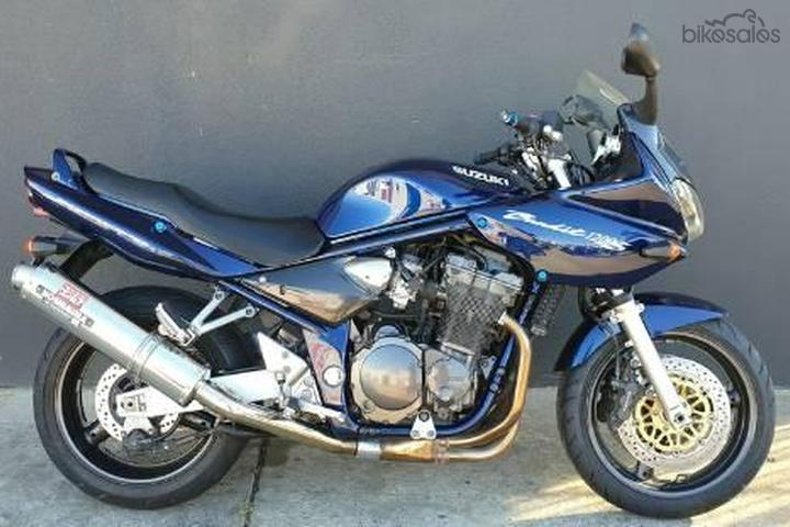 Suzuki Bandit 250 (GSF250) Motorcycles with 4 Cylinders for Sale in
