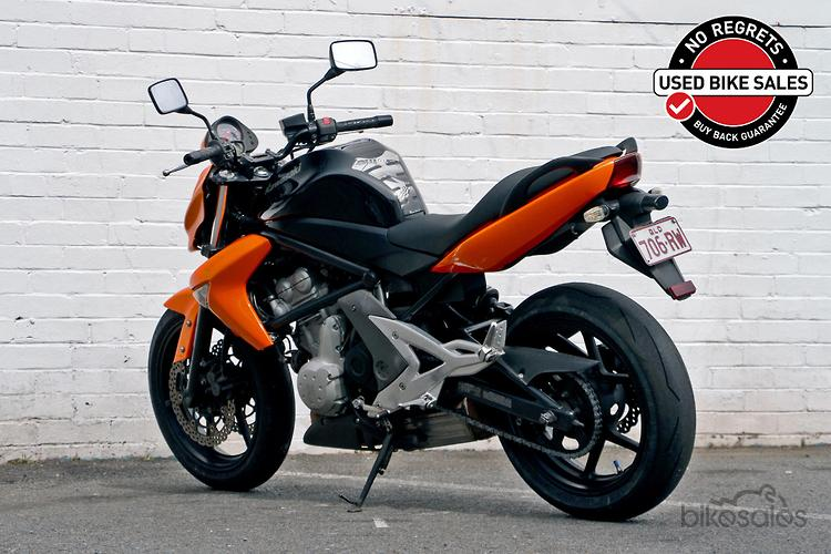 Used Kawasaki Er 6n Er650c Motorcycles For Sale In Australia