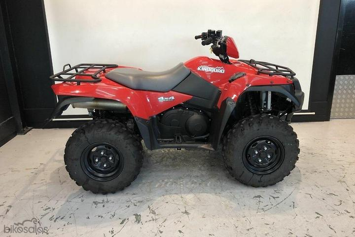 Suzuki KingQuad Motorcycles for Sale in Australia