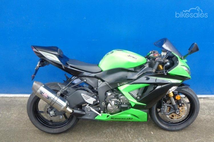 Kawasaki Ninja Zx 6r Abs 636 Motorcycles For Sale In Australia