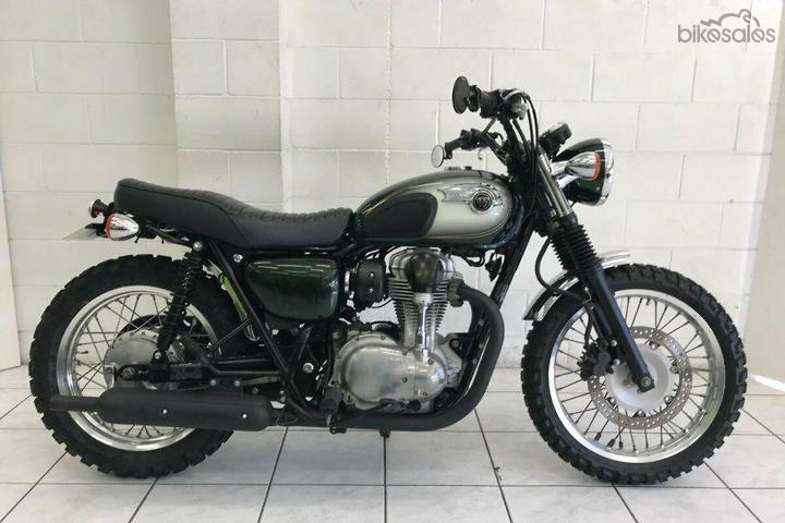 Kawasaki W Series Motorcycles for Sale in Australia