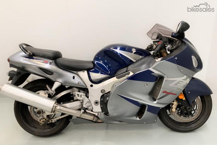 Suzuki Hayabusa (GSX1300R) Motorcycles for Sale in Australia