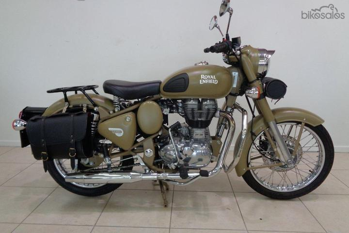 Used Royal Enfield Motorcycles for Sale in Australia