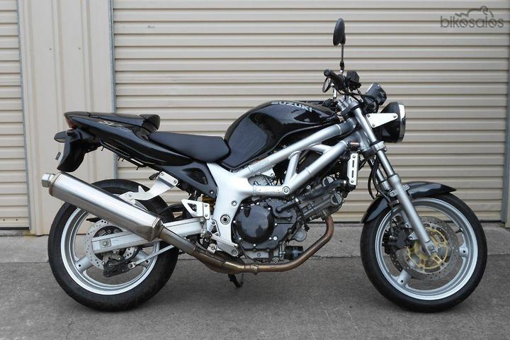 Used Suzuki SV650 Naked Road Bikes for Sale in Australia