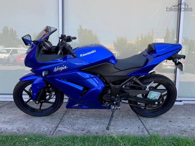 Used 2009 Kawasaki Ninja 250r Ex250j Motorcycles For Sale In