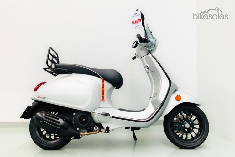 New Vespa Motorcycles For Sale In Australia Bikesales Com Au