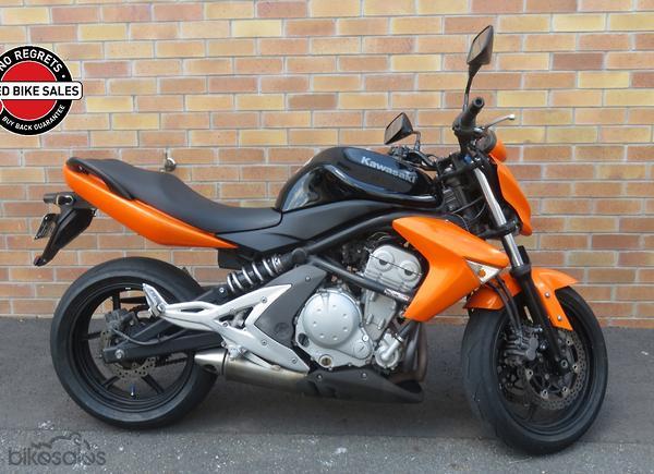 Used Kawasaki Er 6n Er650c Motorcycles With Manual Transmission
