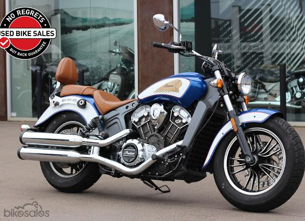 2017 Indian Scout Dealer Used Bike Nsw