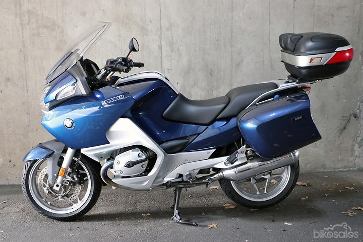 Bmw R 1200 Rt Motorcycles With Manual Transmission For Sale In