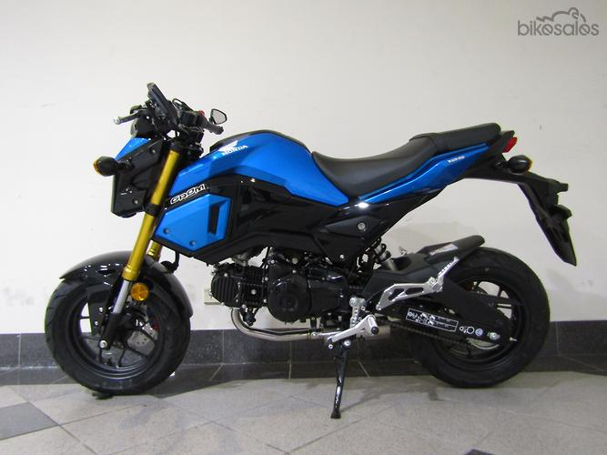 Honda Grom Price >> Honda Grom Msx125 Motorcycles For Sale In Australia