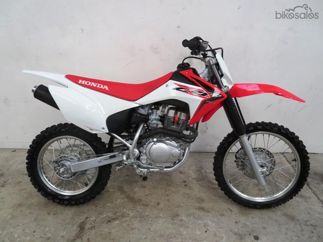 2015 Honda CRF150F. Dealer Used Bike SA