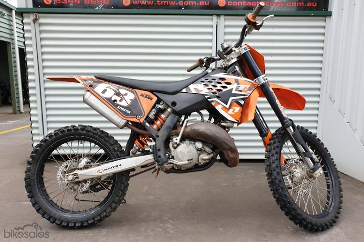 KTM 125 SX Motorcycles for Sale in Australia - bikesales com au
