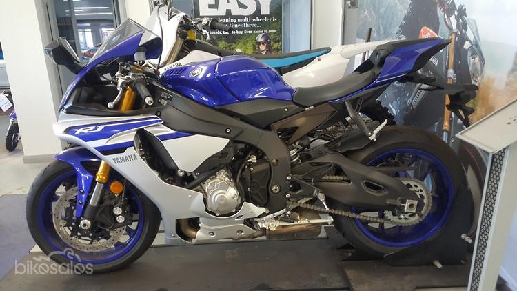 New Yamaha Yzf R1 Motorcycles For Sale In Australia Bikesales Com Au