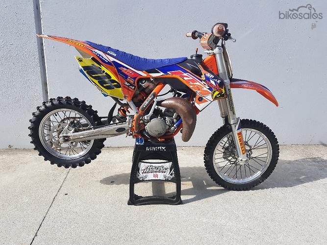Honda 80cc Dirt Bike 2 Stroke
