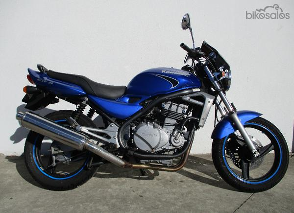 Kawasaki Motorcycles Between 250 4500 With Manual Transmission