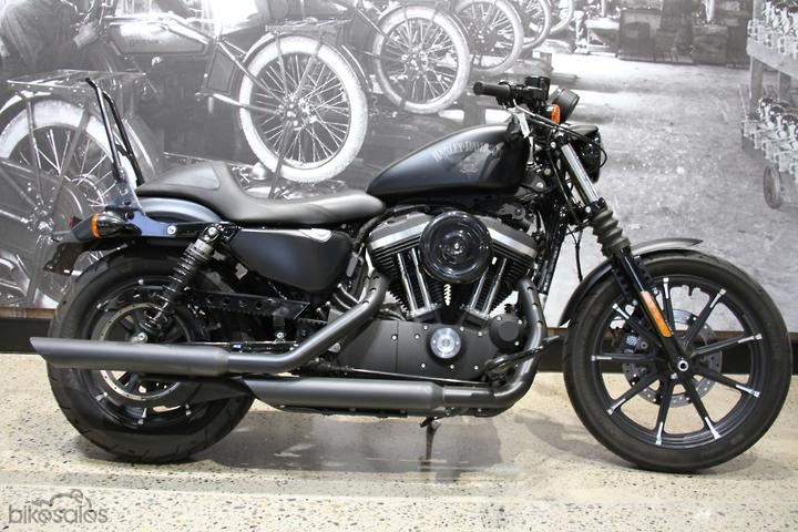 Harley-Davidson Iron 883 (XL883N) Motorcycles for Sale in Australia