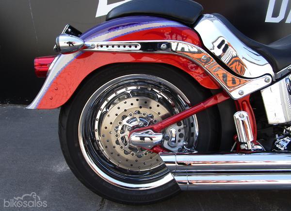 2006 Harley Screaming Eagle Cvo Fatboy Davidson Softail