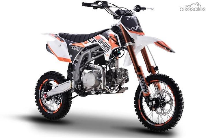 Crossfire Fun Dirt Bike with Manual Transmission Showroom
