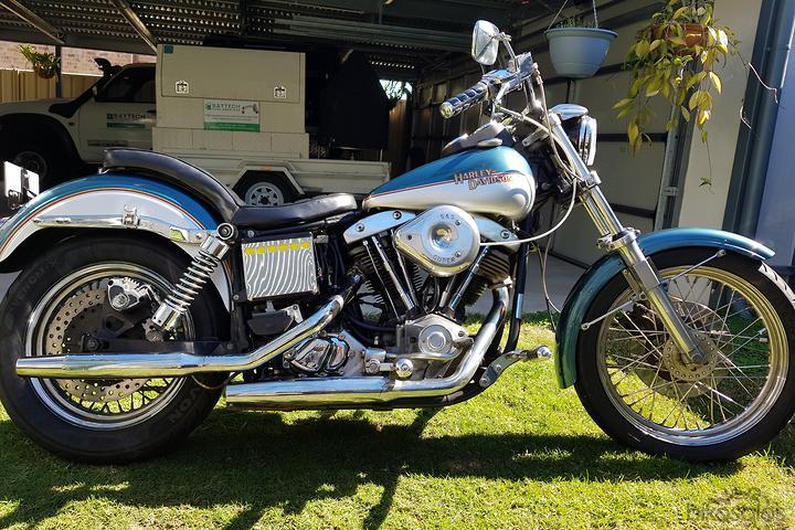 Used Harley-Davidson FX Motorcycles for Sale in Australia