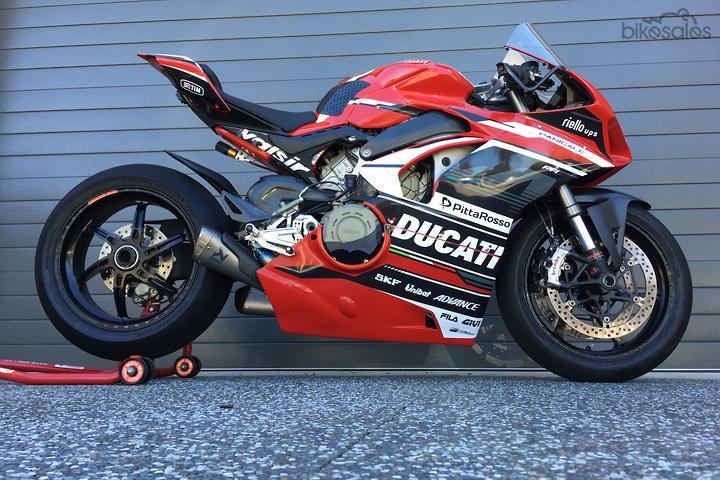 Ducati Motorcycles for Sale in Australia - bikesales com au
