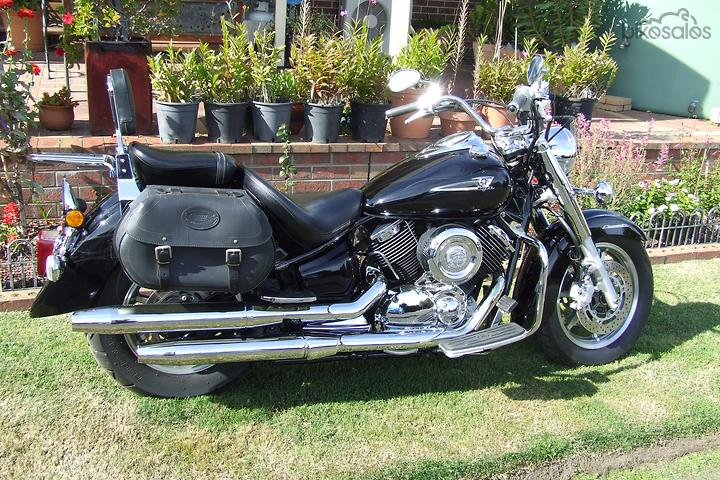 Used Yamaha V-Star XVS1100A Classic Motorcycles for Sale in